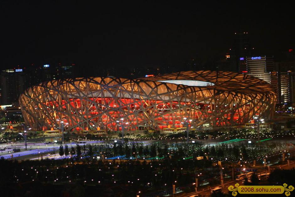 Acara pembukaan akan di adakan di Olympic stadium yang megah yang